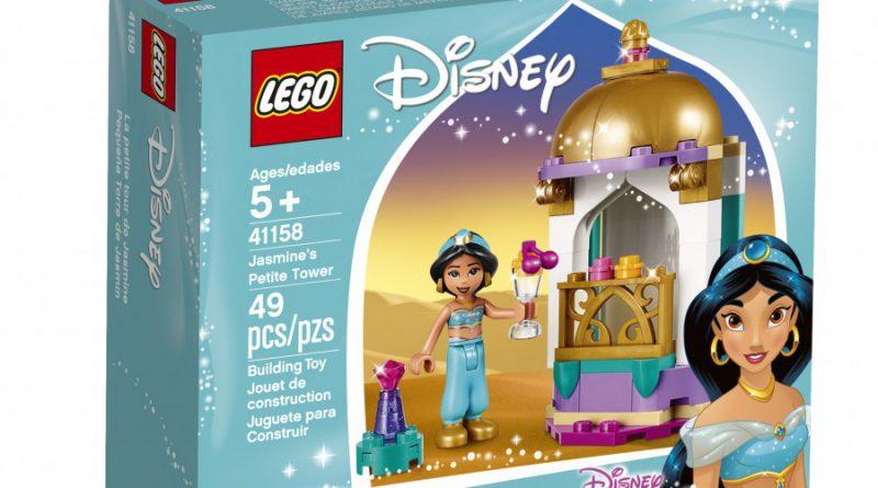 LEGO Disney 41158 Jasmines Petit Tower 800x445