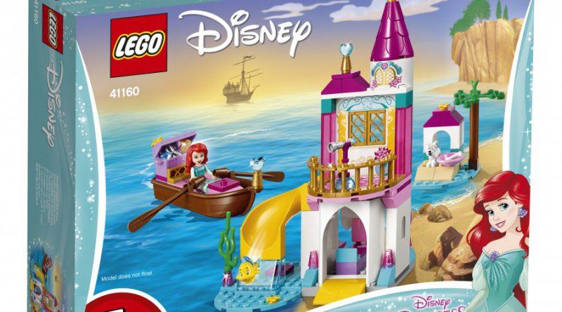 LEGO Disney 41160 Ariel Sea Palace 1 800x445