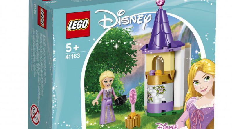 LEGO Disney 41163 Rapunzels Petite Tower 1 800x445