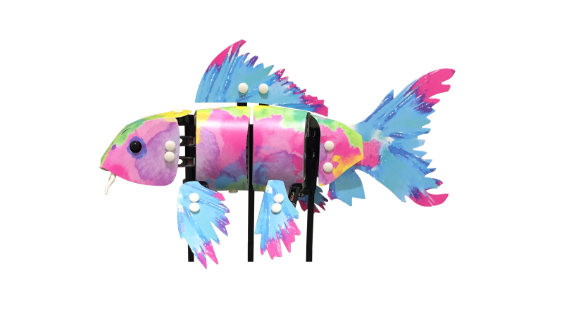 LEGO FORMA 81002 Splash Koi Skin Featured 800 445
