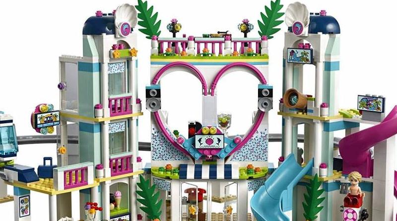 LEGO Friends 41347 Heartlake City Resort Featured 800 445 800x445