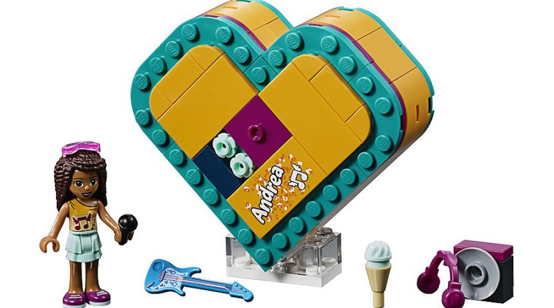 LEGO Friends 41354 Andreas Heart Box 1 800x445