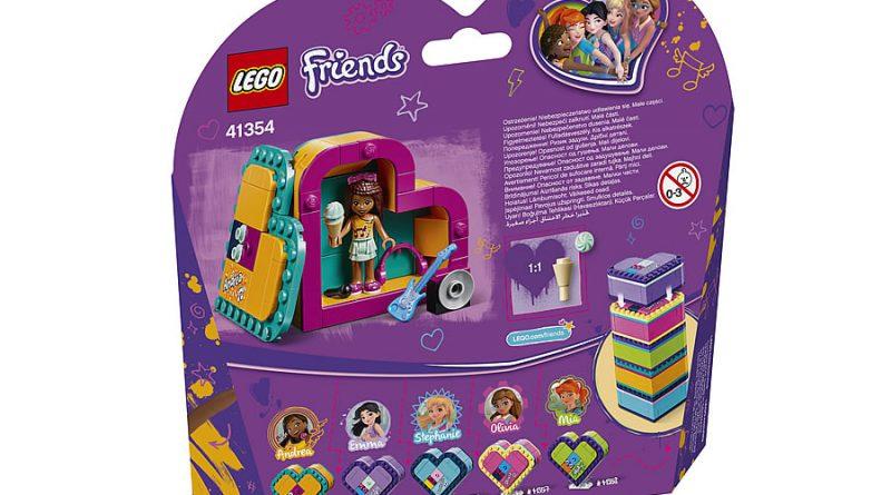 LEGO Friends 41354 Andreas Heart Box 2 800x445