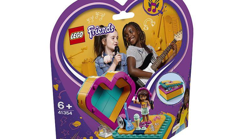 LEGO Friends 41354 Andreas Heart Box 3 800x445