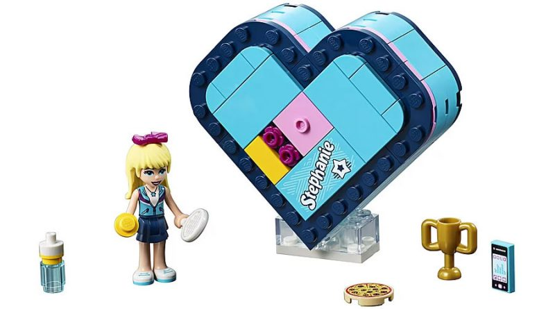 LEGO Friends 41356 Stephanies Heart Box 1 800x445