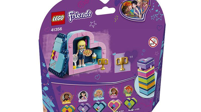 LEGO Friends 41356 Stephanies Heart Box 2 800x445