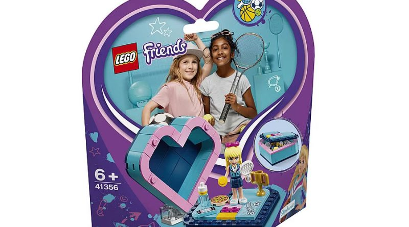 LEGO Friends 41356 Stephanies Heart Box 3 800x445