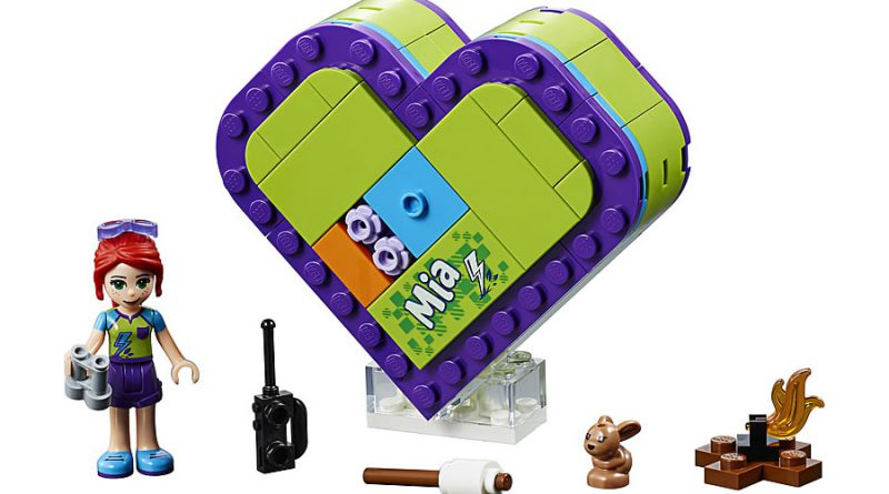 LEGO Friends 41358 Mias Heart Box 1 800x445