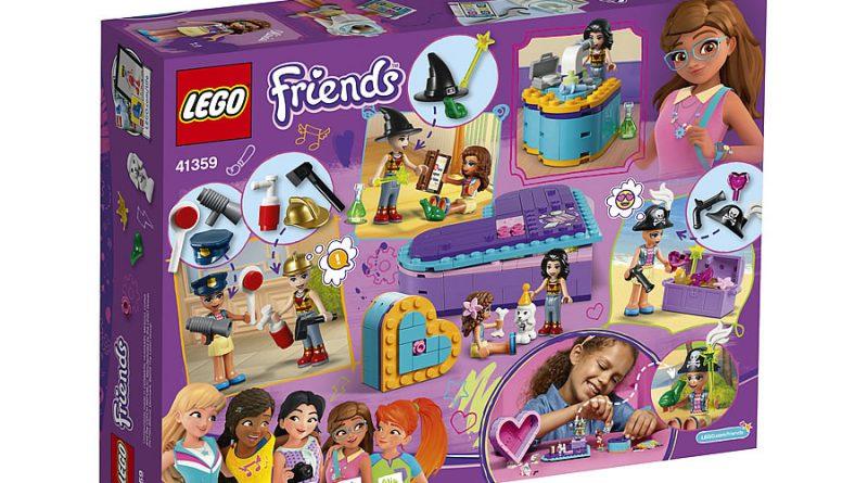 LEGO Friends 41359 Heart Box Friendship Pack 2 800x445