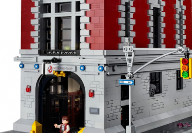 LEGO Ghostbusters 75827 Firehouse Headquarters retiring soon