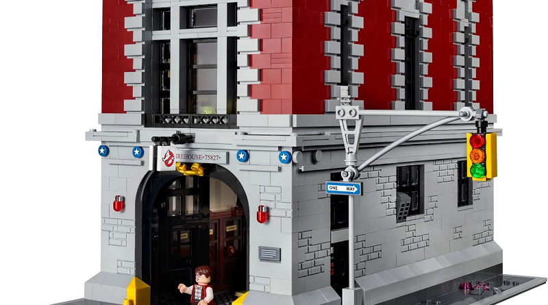 LEGO Ghostbusters 75827 Firehouse featured 800 445