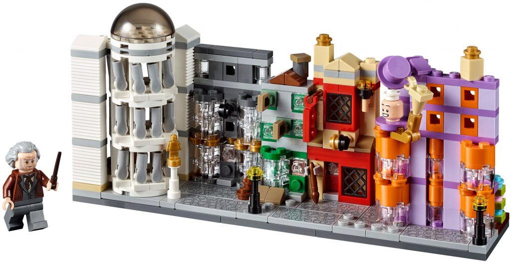 LEGO Harry Potter 40289 Diagon Alley Loose 1024x526