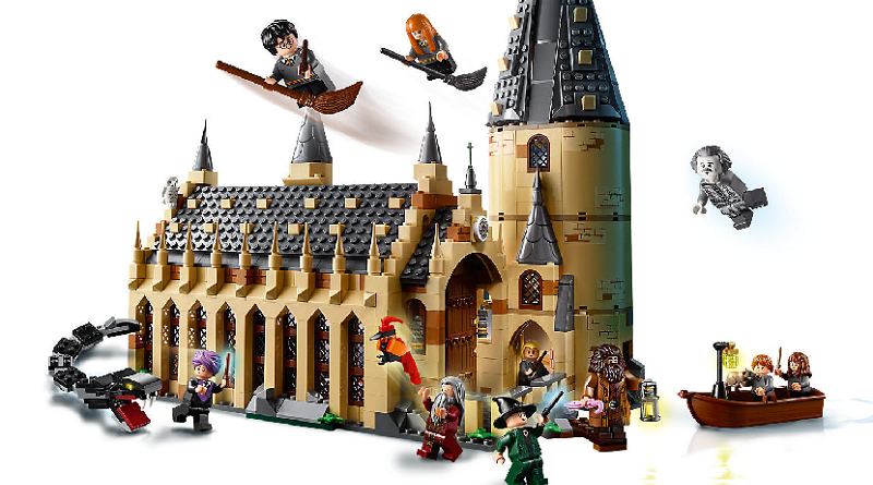 LEGO Harry Potter 75954 Hogwarts Great Hall Featured 800 445