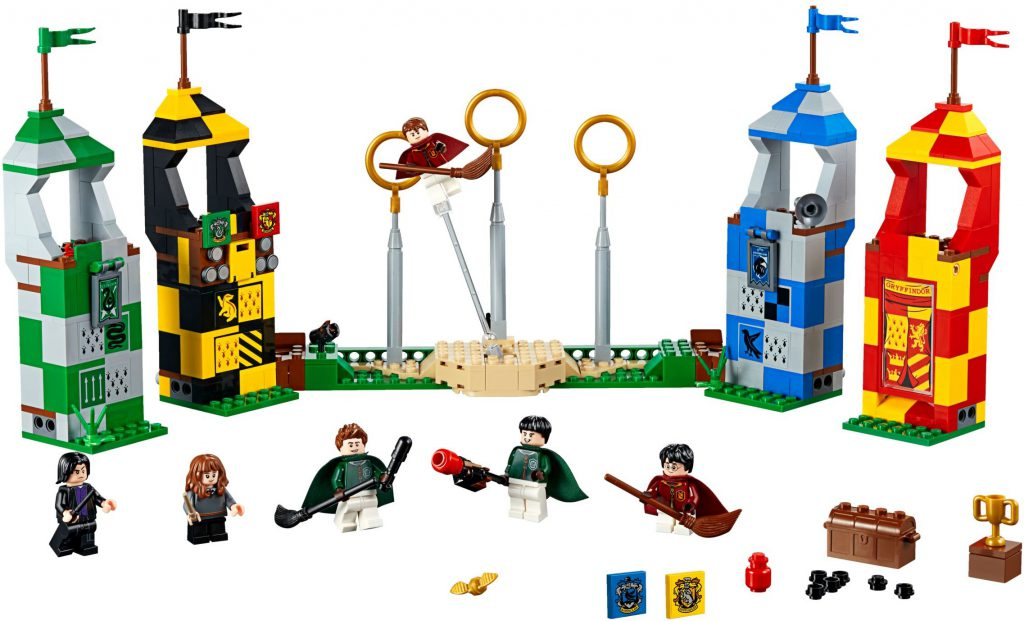 LEGO Harry Potter 75956 Quidditch Match 1024x621