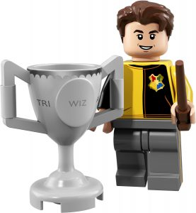 LEGO Harry Potter Cedric Diggory 277x300