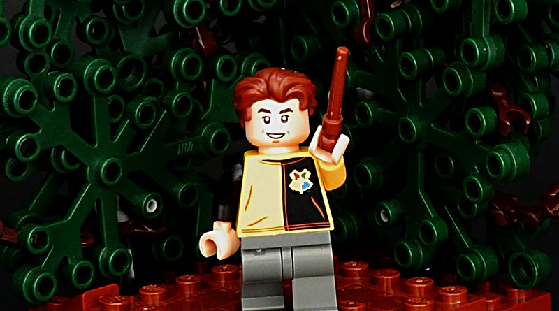 LEGO Harry Potter Cedric Diggory Featured