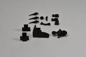 LEGO Harry Potter Dementor Build Steps 3 300x200