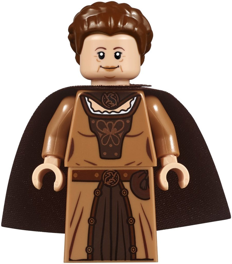 the ten most obscure lego harry potter minifigures