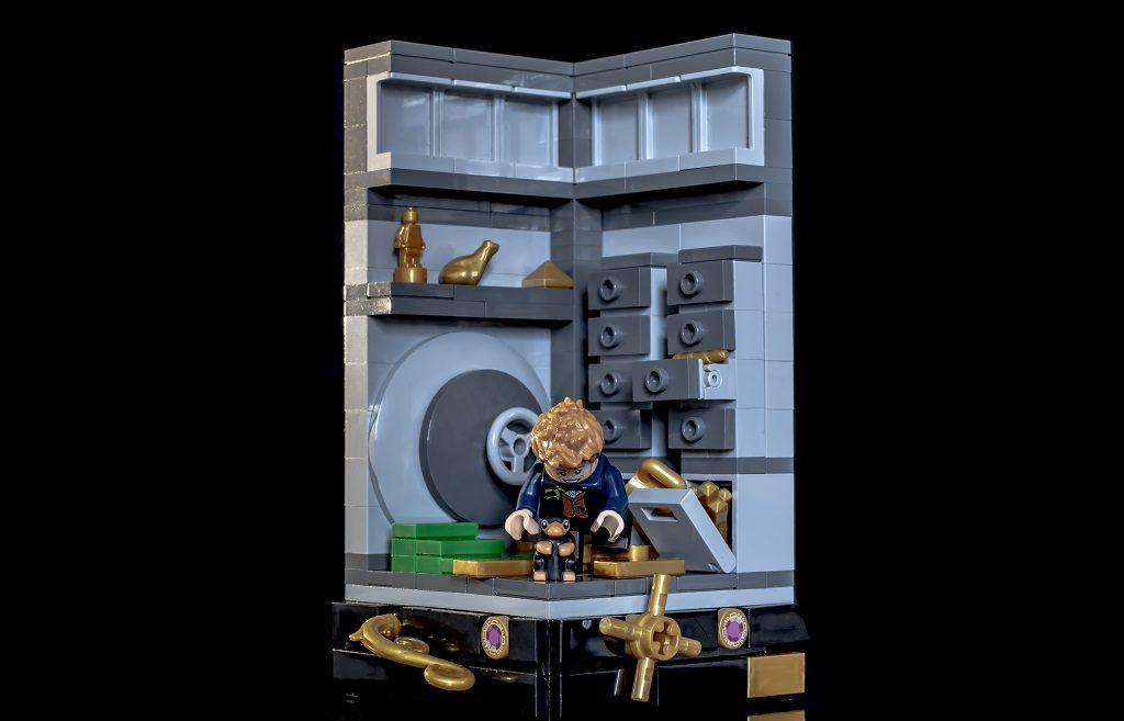 LEGO Harry Potter Newt Scamander 1024x657