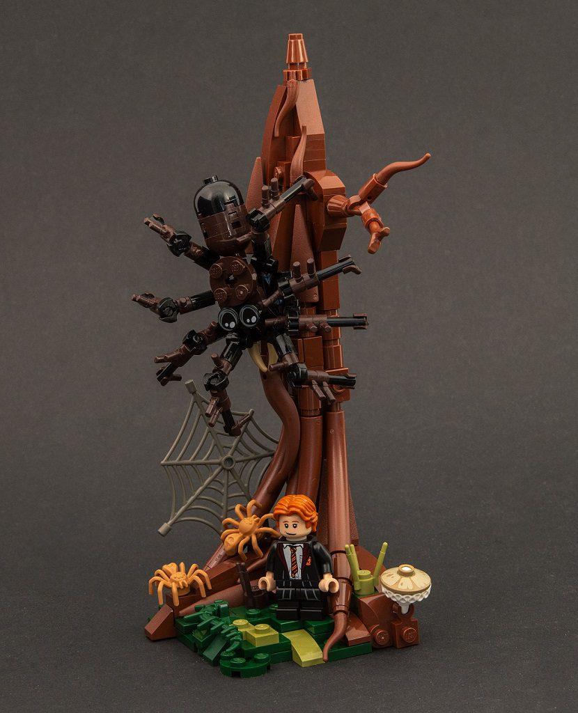 LEGO Harry Potter Ron Weasley 830x1024