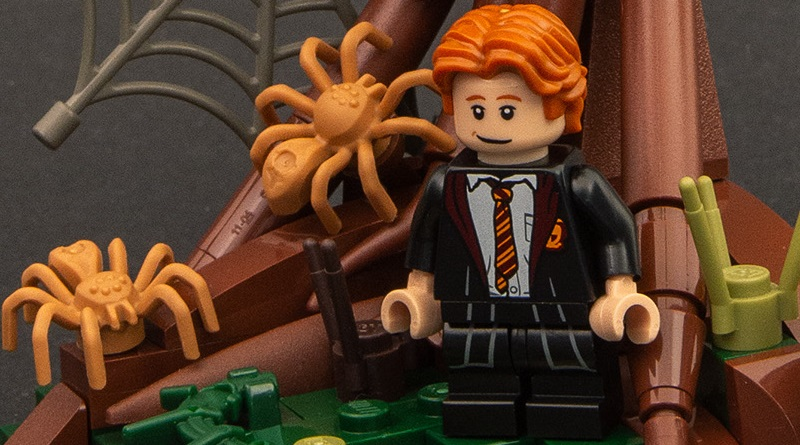 LEGO Harry Potter Ron Weasley Featured 800 445
