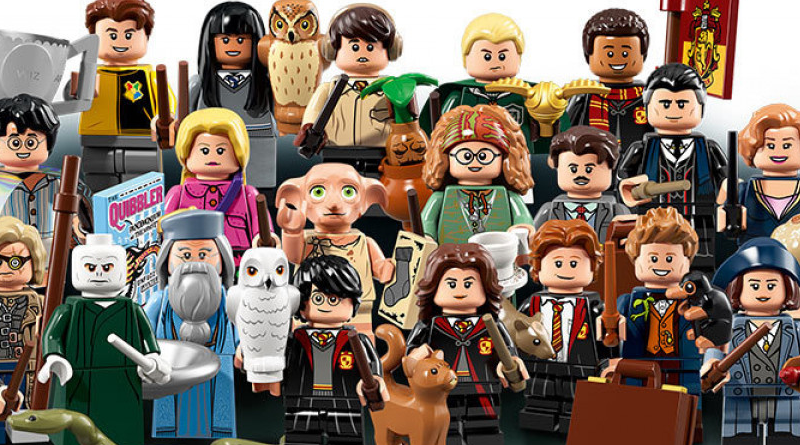 LEGO Harry Potter Minifigures Featured 800 445