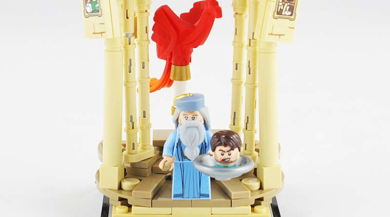 LEGO Harry Potter Fantastic Beast Series ALBUS DUMBLEDORE Collectible Minifigure