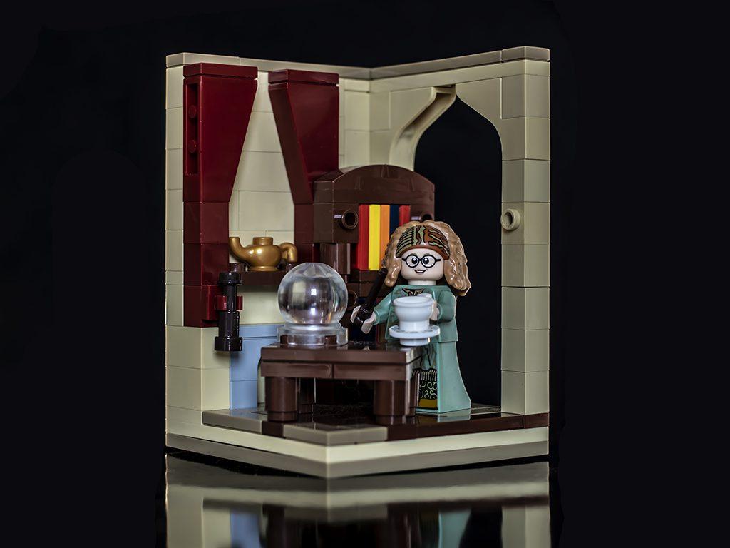 LEGO Harry Potter vignettes Sybill Trelawney