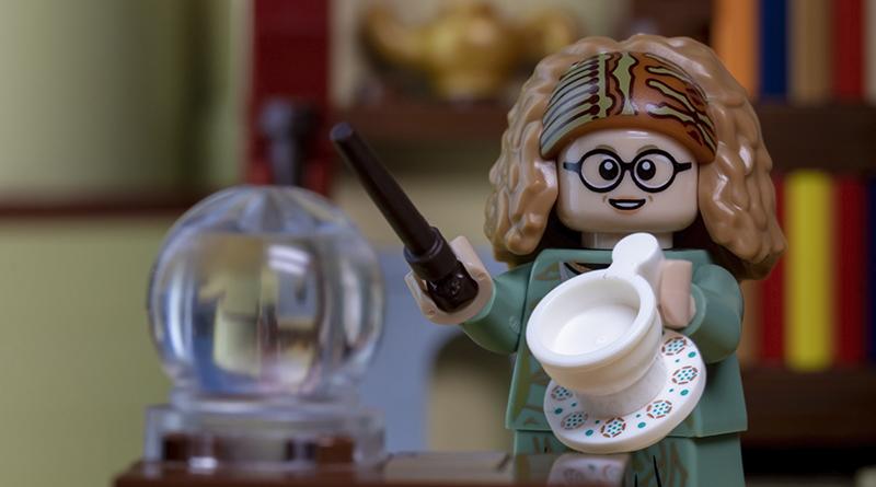 LEGO Harry Potter vignettes Sybill Trelawney featured 800 445