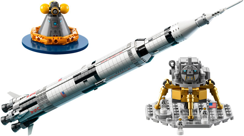 LEGO Ideas Saturn V Featured 800 445 800x445