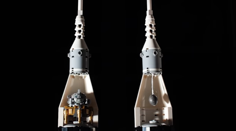 LEGO Ideas Saturn V Video Featured 800 445