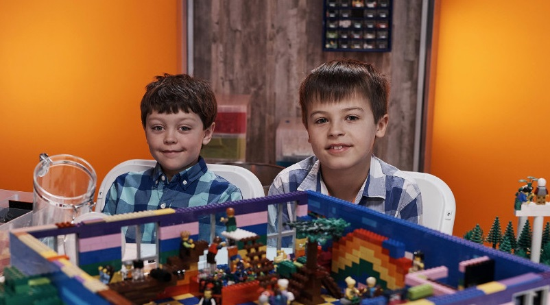 LEGO MASTERS Featured Team 1