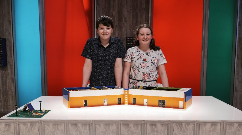 LEGO MASTERS Featured Team 2