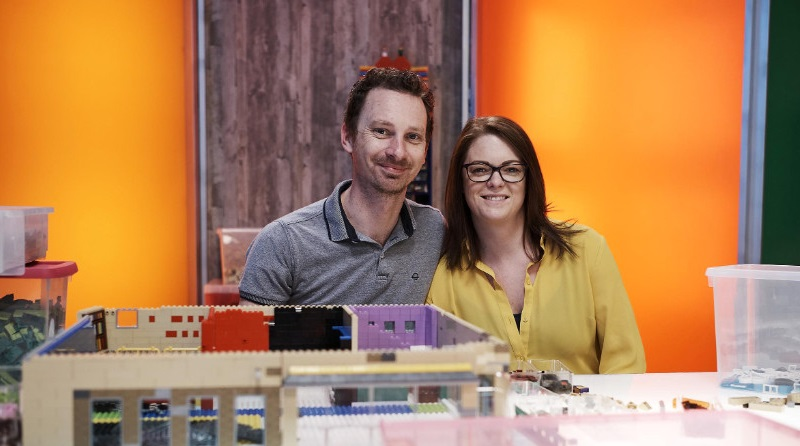 LEGO MASTERS Featured Team 3