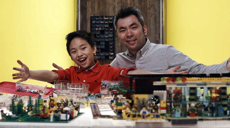 LEGO MASTERS Featured Team 4