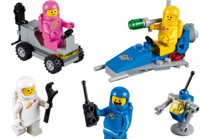 The LEGO Movie 2 Space Squad character names revealed