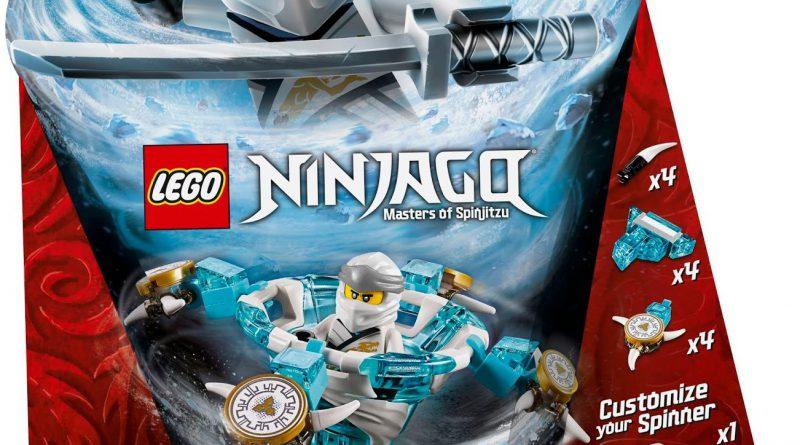 LEGO NINJAGO 70661 Spinjitzu Zane 800x445