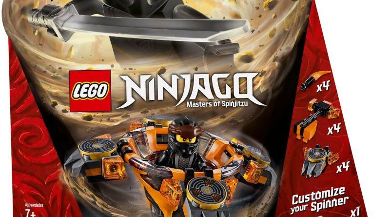 LEGO NINJAGO 70662 Spinjitzu Cole 800x445
