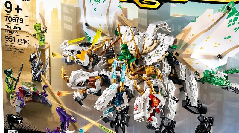 LEGO NINJAGO 70679 The Ultra Dragon Featured 800 445