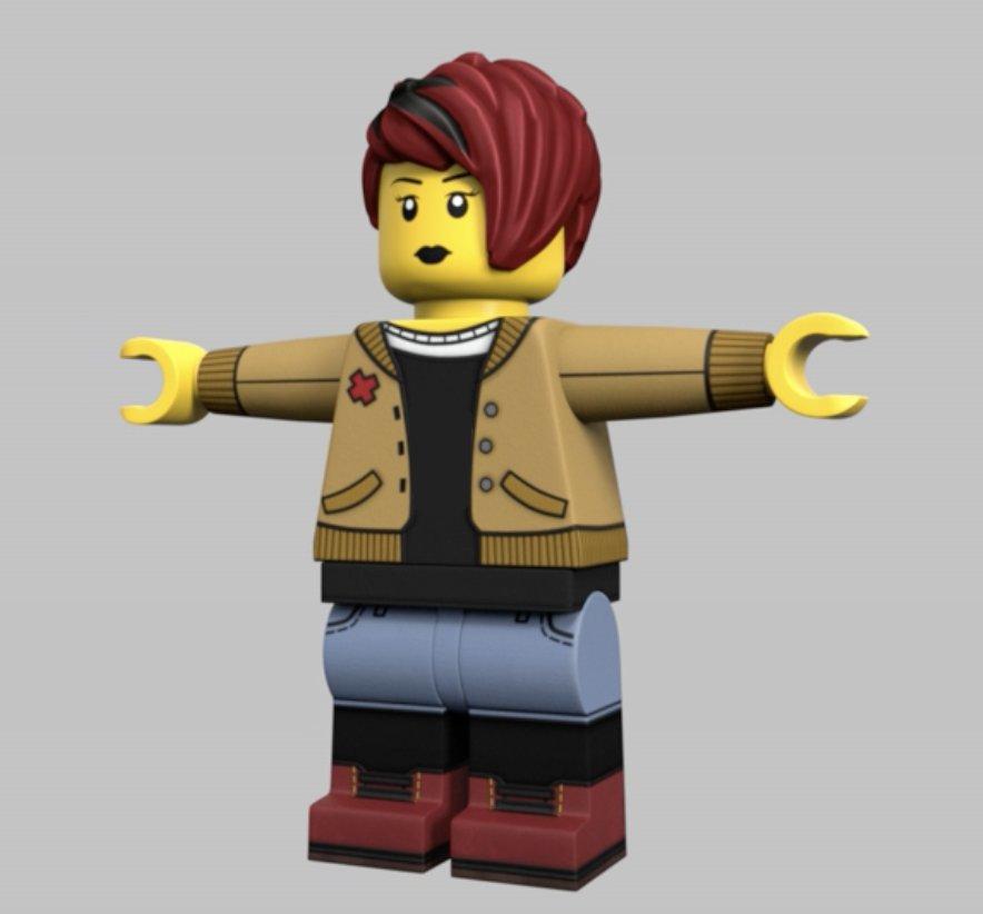 LEGO NINJAGO Antonio