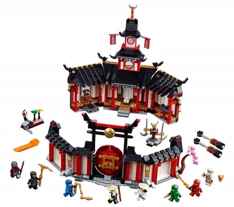 LEGO NINJAGO 70670 Monastery of Spinjitzu