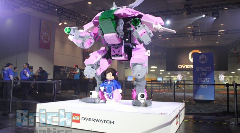 LEGO Overwatch BlizzCon Model 3 2 800x445