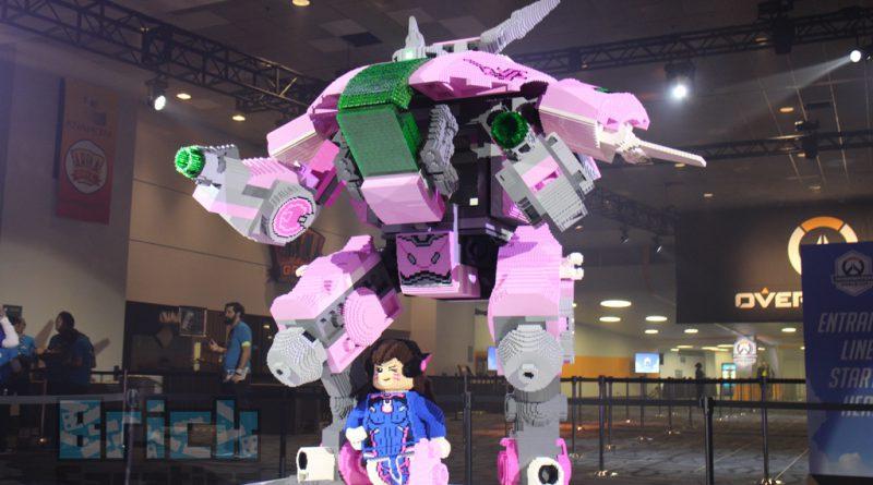LEGO Overwatch BlizzCon Model 4 2 800x445