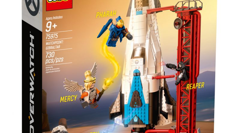 LEGO Overwatch Sets 2019 1 800x445