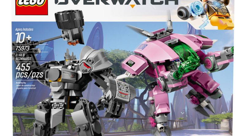 LEGO Overwatch Sets 2019 17 800x445