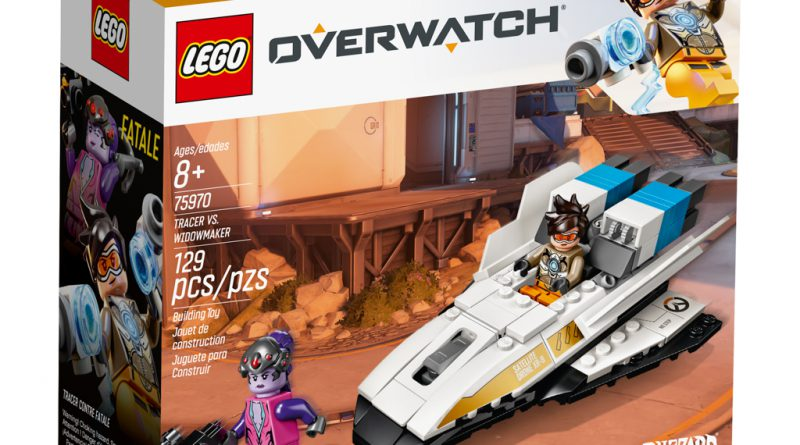 LEGO Overwatch Sets 2019 2 800x445