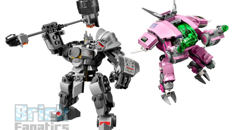 LEGO Overwatch Sets 2019 21 800x445