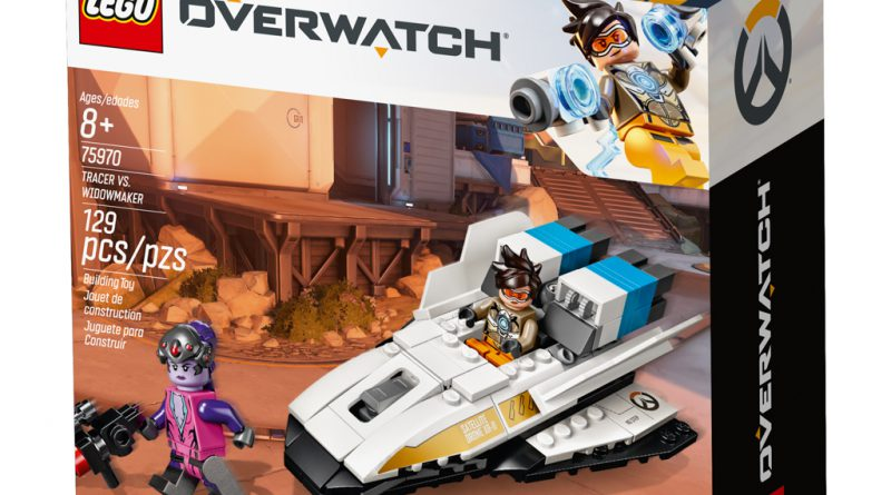 LEGO Overwatch Sets 2019 3 800x445