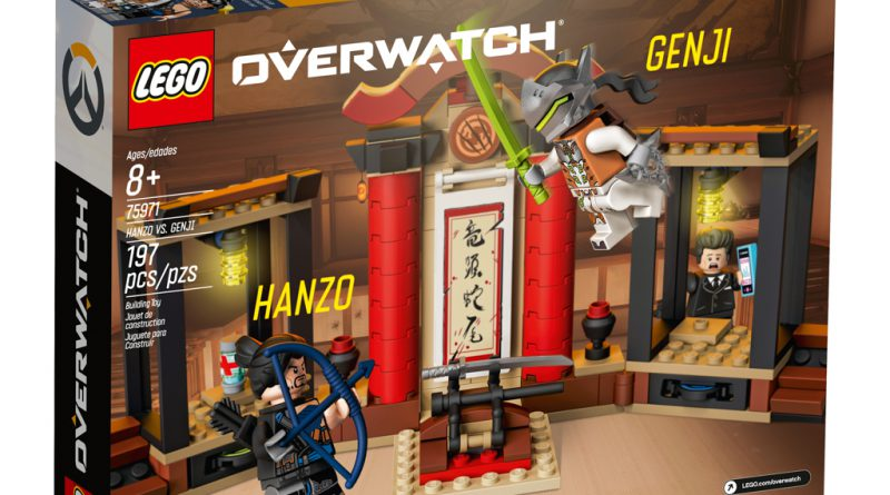 LEGO Overwatch Sets 2019 7 800x445