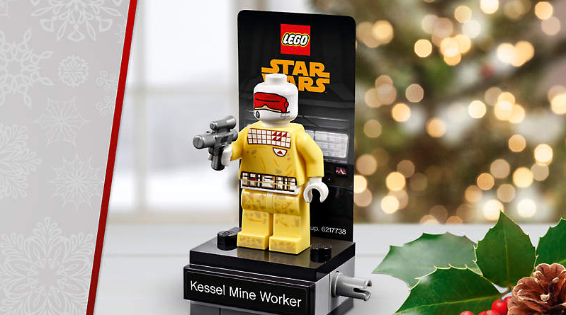 LEGO Shop December Offers Kessel Mine Worker Featured 800 445 799x445